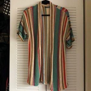 Ralph Lauren Multi Colored Cardigan
